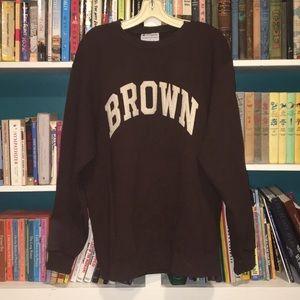 Brown University Champion Crewneck
